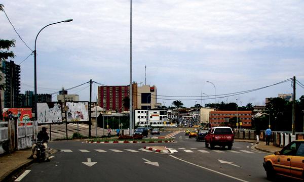 Douala-Beseke boulevard