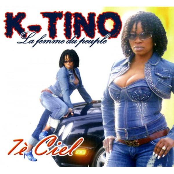K-Tino: 7e Ciel Cover