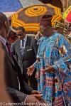Le Sultant et le Directeur du Cabinet Civil de la Présidence de la République