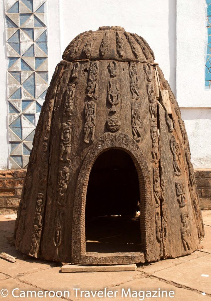 Le tout premier palais du Roi des Bamouns