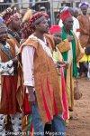 Des soldats Bamouns
