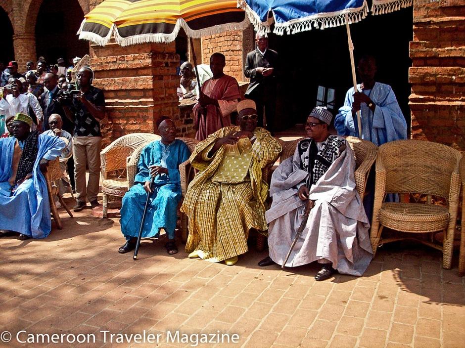 Ngouon 2012: le Sultan