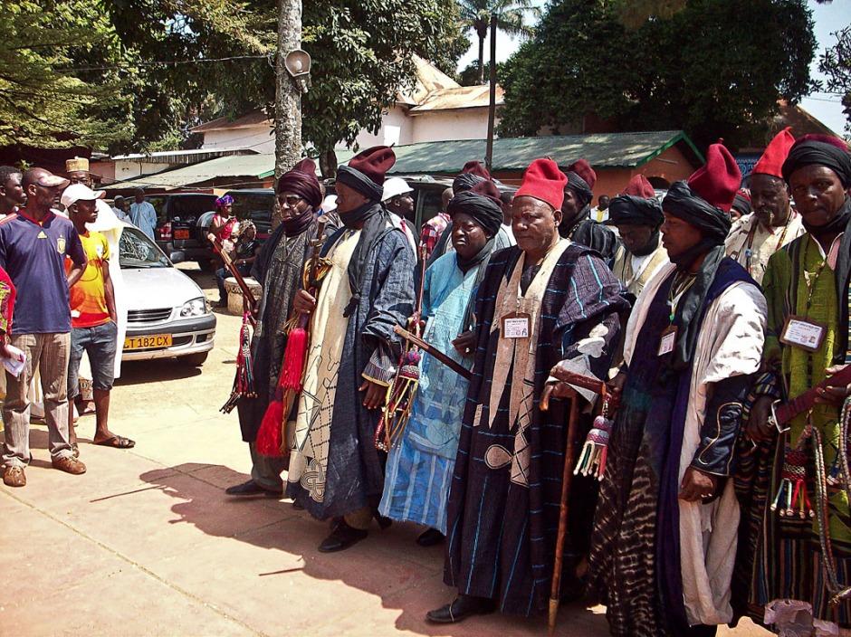 Ngouon 2012: Les notables