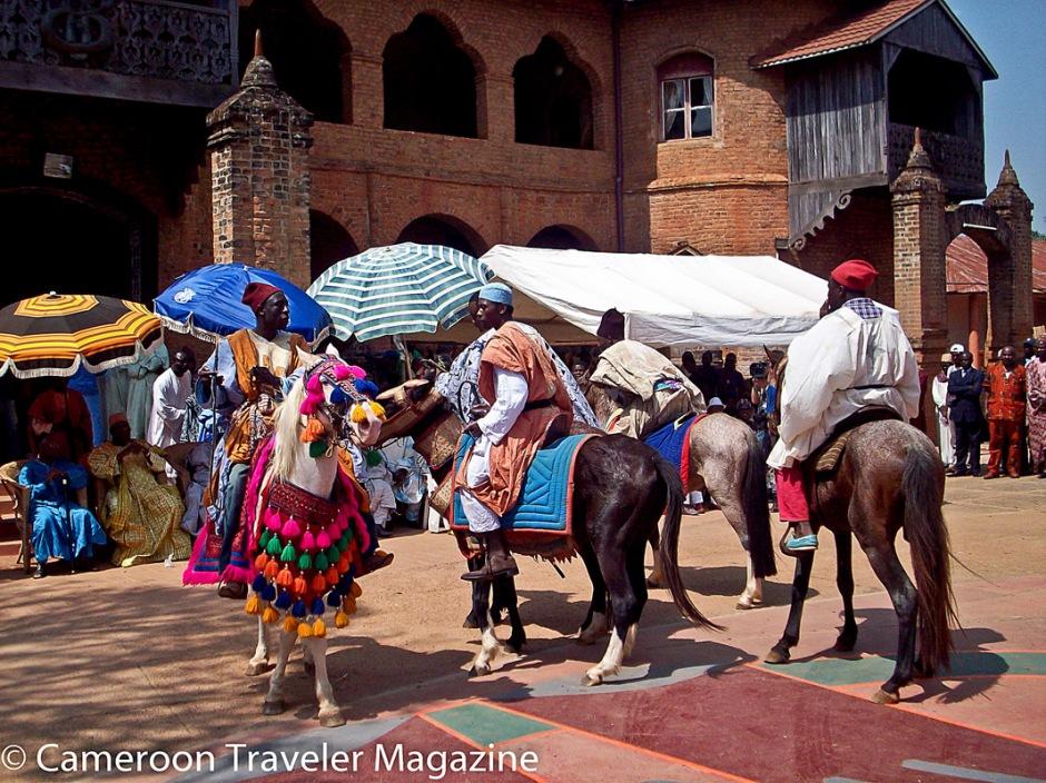 Ngouon 2012: Ceremonie de Fantasia