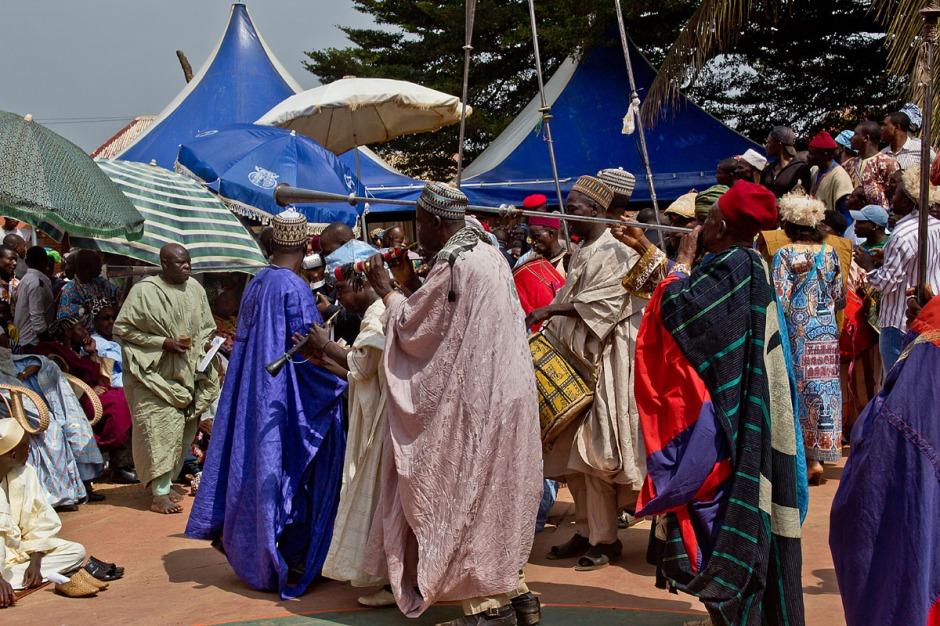 Ngouon 2012: Les symphonie des grios