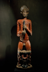 The Afo-a-Akom statue © National Geographic