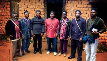 From Royalty to Captive, and Back to Cameroon