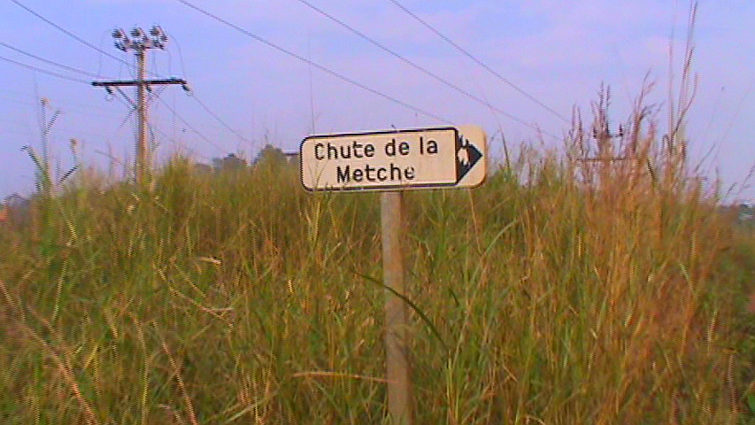 Sign on Highway No.4