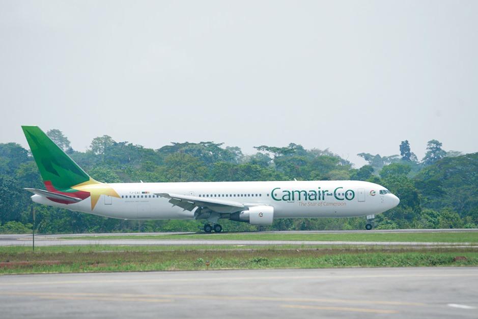 CAMER-Co Boeing 767