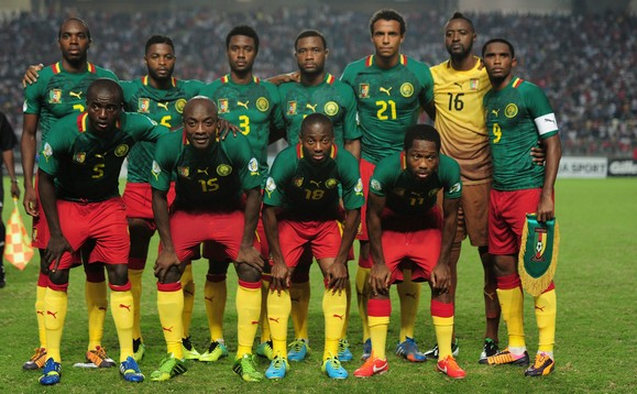 Cameroon+FIFA