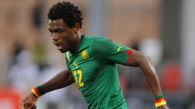 Africa Cup of Nations: Cameroon v Gabon