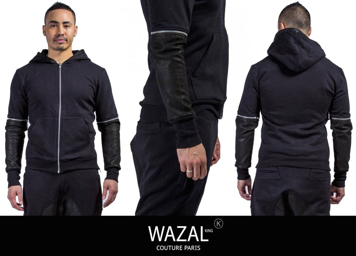 WAZAL Couture: A Parisian haute couture interpretation of African elegance