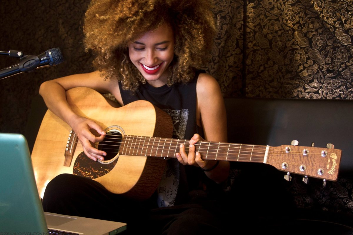 Interview: Andy Allo, On Her New EP, Cameroon, And Prince