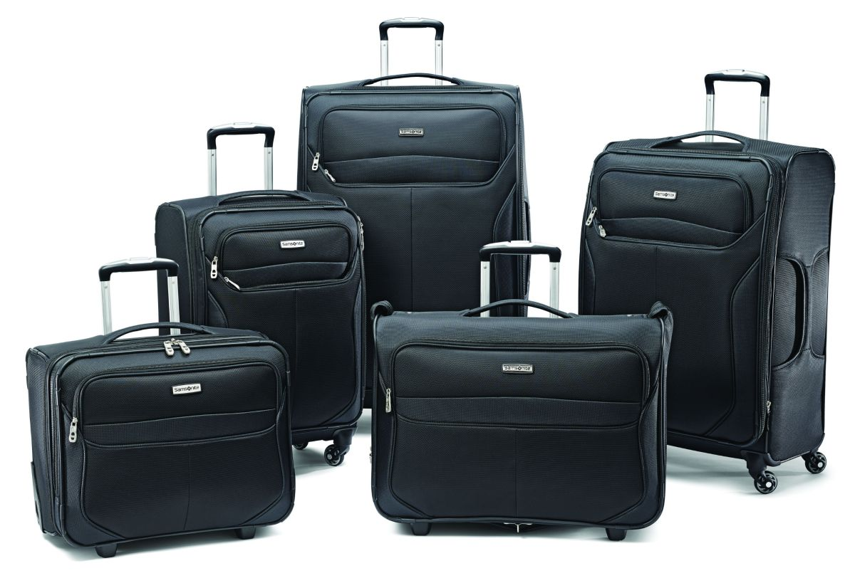Samsung and Samsonite Team-up to Create a Smart Luggage that can Check Itself in at Airports