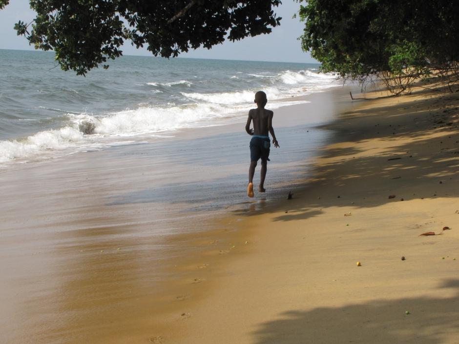 Kribi Beach - ctm
