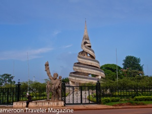 Reunification-Monument-Yaounde