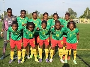 Cameroon-Women-National-Team