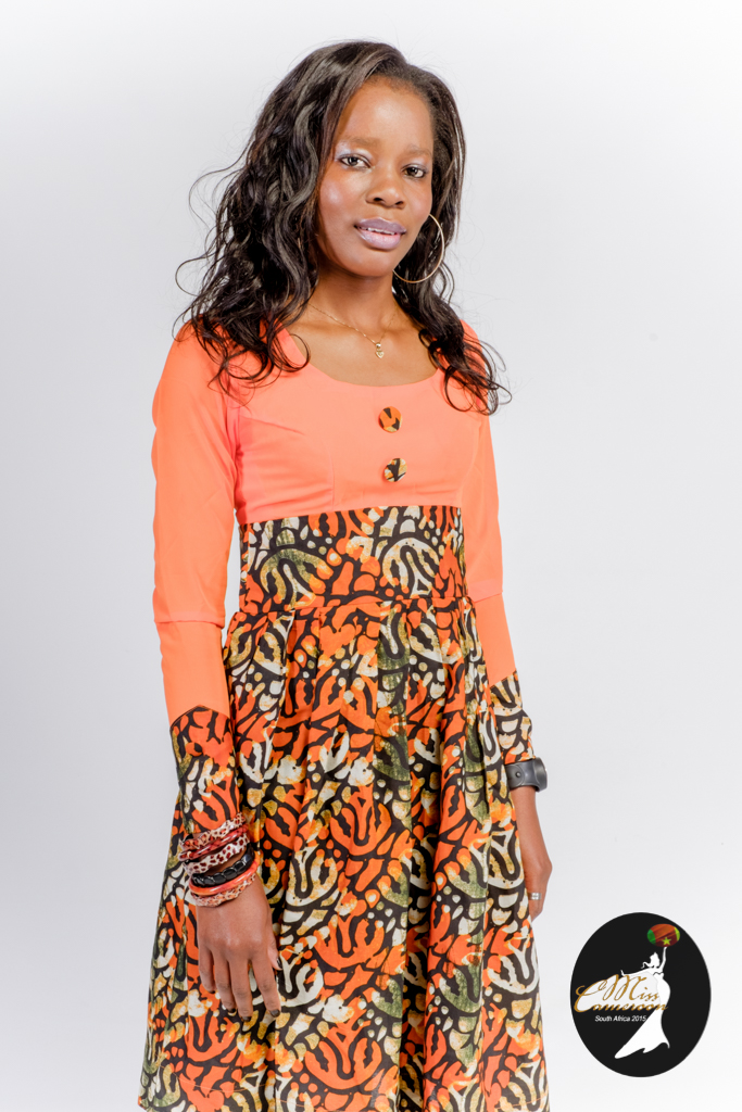 Sidoine-Miss-Cameroon-SA-2015-Contestant